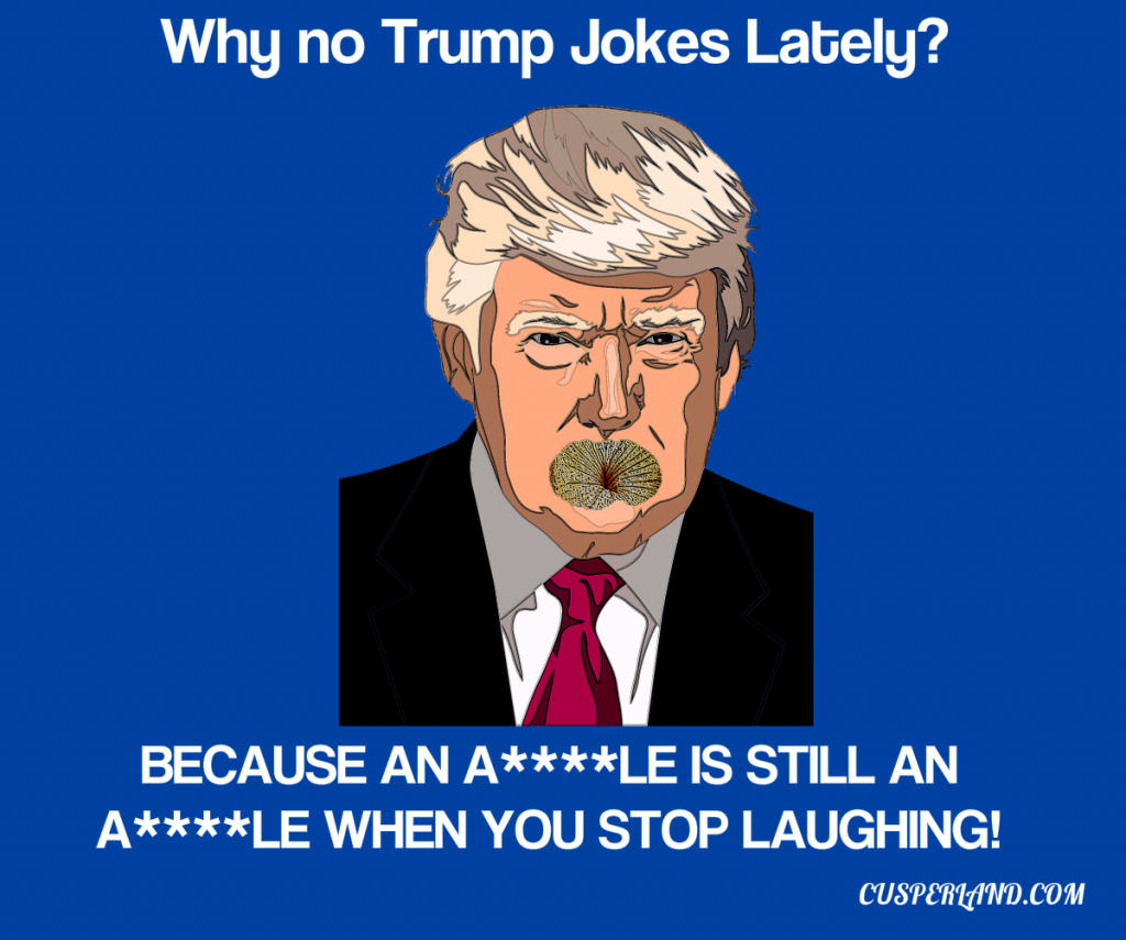 No Trump Jokes