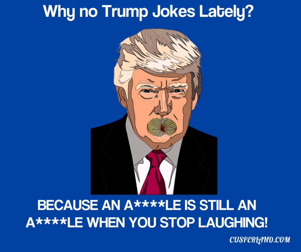 No Trump Jokes